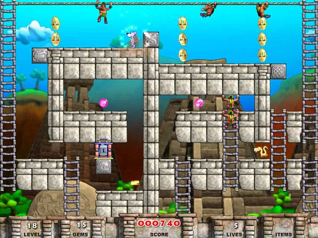 Milky Bear: Riches Rider 2 Free PC Game Screenshot