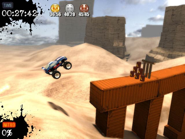 Monster Truck Challenge Freeware PC Windows Game