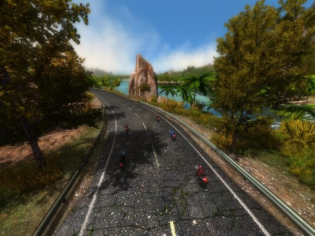 Moto Racing 2 Screenshot 1