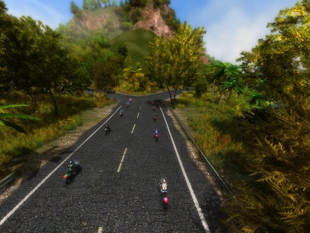 Moto Racing 2 Screenshot 2