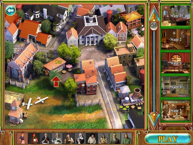 Mysteryville Free PC Game Screenshot