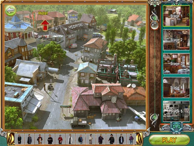 Mysteryville 2 Free PC Game Screenshot