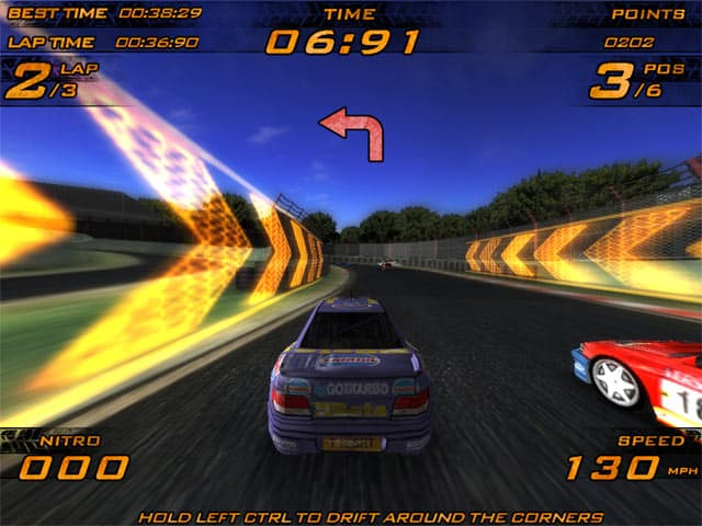 Nitro Racers Free PC Game Screenshot