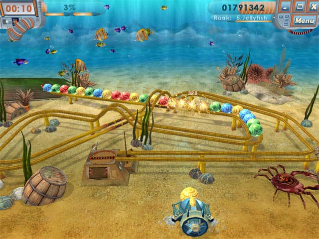Ocean Quest Free PC Game Screenshot