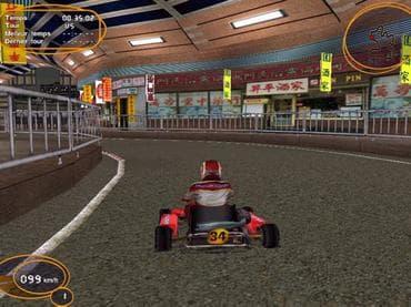 Open Kart Free Game