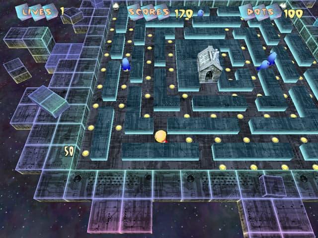 Pacmanic Free PC Game Screenshot
