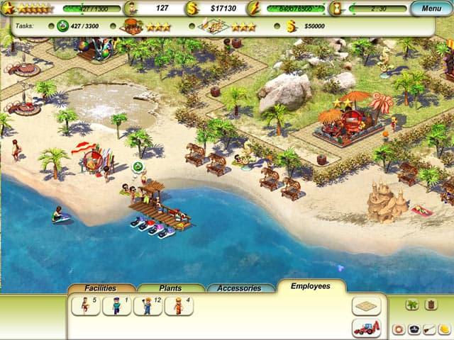 Paradise Beach Screenshot 1