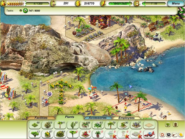 Paradise Beach Screenshot 2