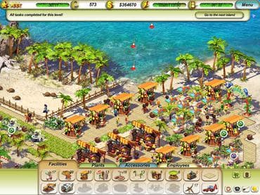 Paradise Beach Free Game