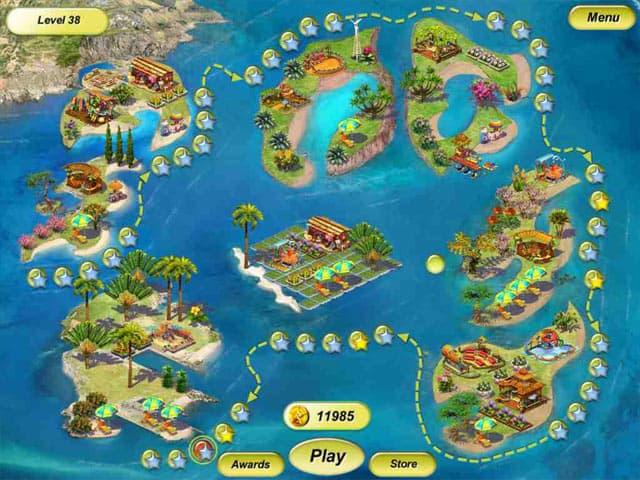 Paradise Beach 2 Screenshot 1