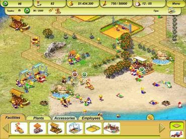 Paradise Beach 2 Free Game