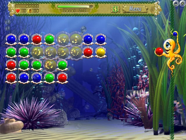 Pearl Diversion Free PC Game Screenshot
