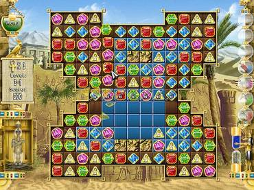 Pharaoh Puzzle Free Game