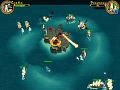 Pirates: Battle for Caribbean Screenshot