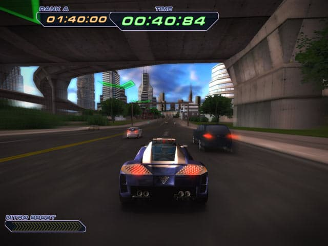 ���� �������� Police Supercars Racing ���� 64 Mb