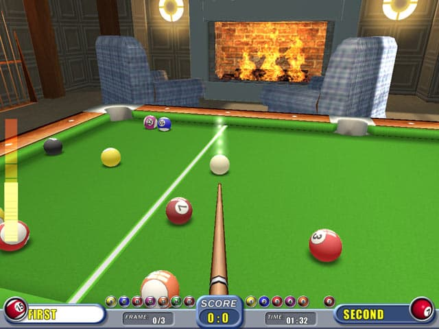 Pool Free PC Game Screenshot