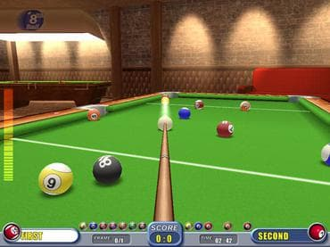 Real Pool Free Game