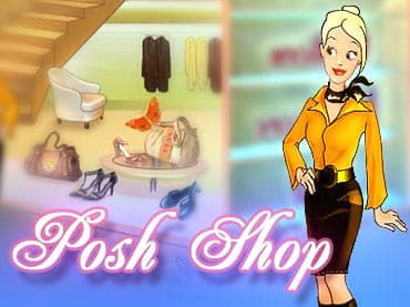 Posh Shop Free Game