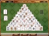 Pyramid Solitair.. Download Free Card Game