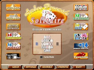 Pyramid Solitaire Free Game