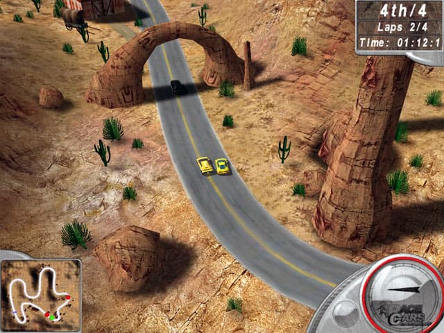 Real Racing Free PC Game Screenshot