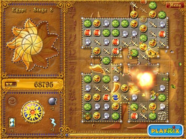 Rise of Atlantis Free PC Game Screenshot