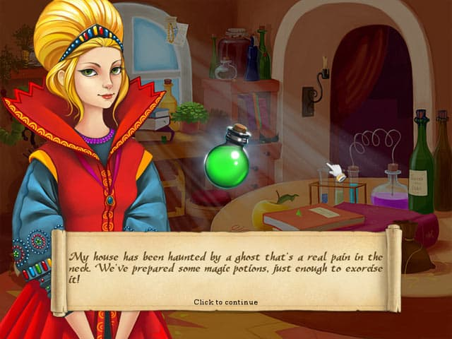 Rolling Spells Free PC Game Screenshot