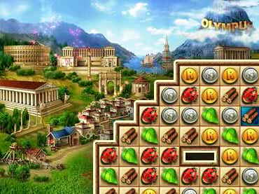 Rome Puzzle Free Games