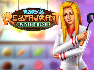 Rory's Restaurant: Winter Rush Free Game to Download