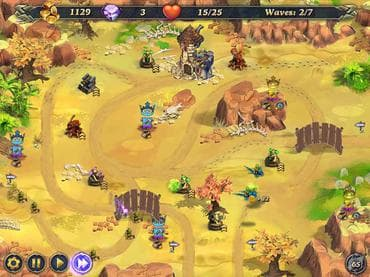 Royal Defense 2 Free Game