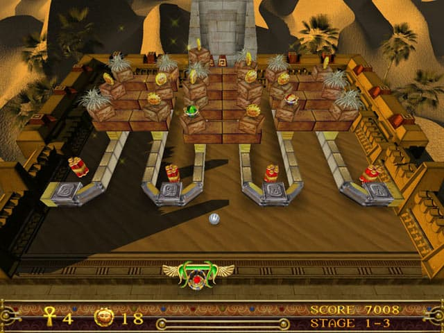 Scaraball Free PC Game Screenshot