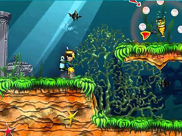 Shark Attack Free Games