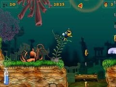 Shark Attack Screenshot