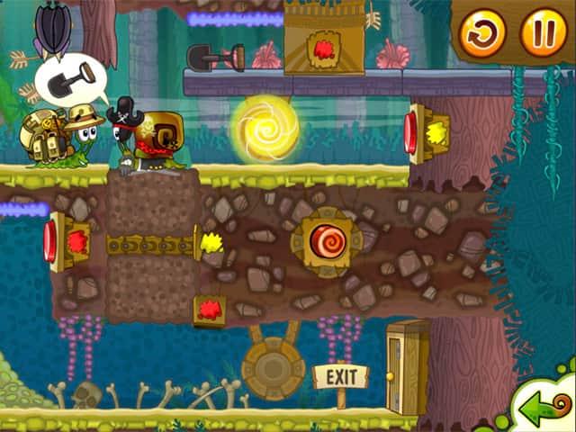 Snail Bob 2 Screenshot 2