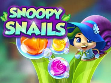 Snoopy Snails Free Game