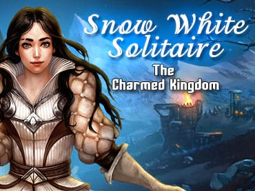 Snow White Solitaire: Charmed Kingdom Jeux Gratuits