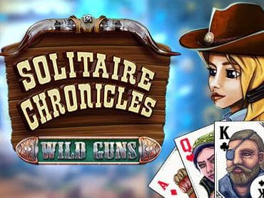 Solitaire Chronicles: Wild Guns Free Game