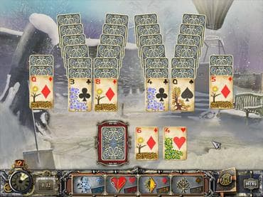 Solitaire Mystery Four Seasons Free Game