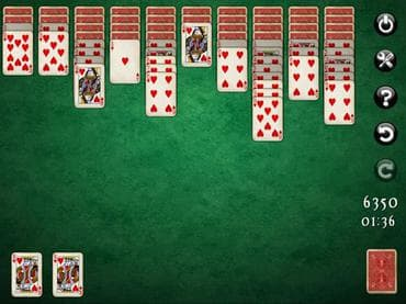 Spidermania Solitaire Free Game