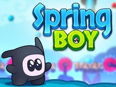 Spring Boy Free Games