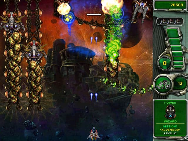 Star Defender 4 Free PC Game Screenshot
