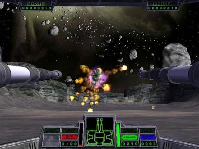 Star Gunner Free PC Game Screenshot