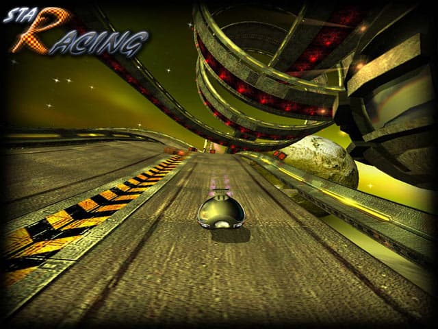 Star Racing Free PC Game Screenshot