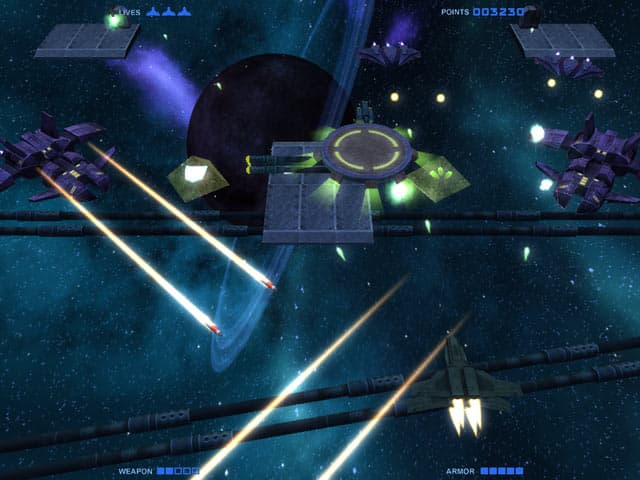 Star Rage Free PC Game Screenshot