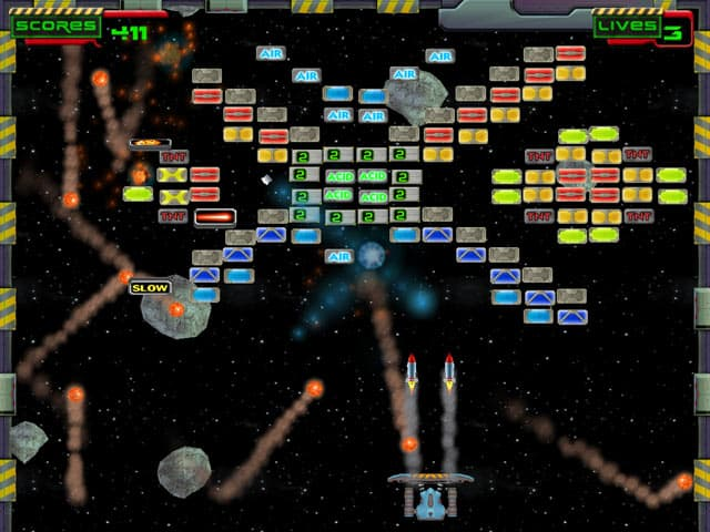 Star Ball Free PC Game Screenshot