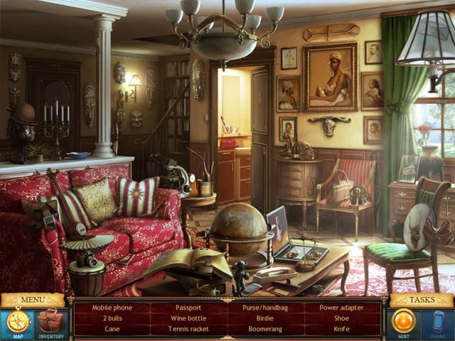 Stolen Secrets Free PC Game Screenshot