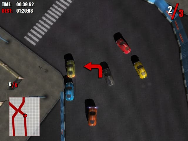 Street Racer Free PC Game Screenshot