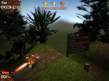 Super Motocross Deluxe Free Game