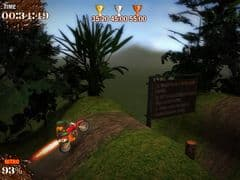 Super Motocross Deluxe Screenshot