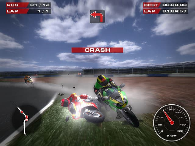 b0 Super Bikes Free Full Version PC Game